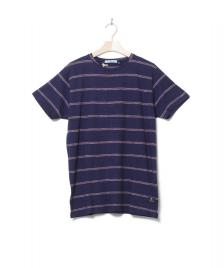 Revolution (RVLT) Revolution T-Shirt 1109 blue navy