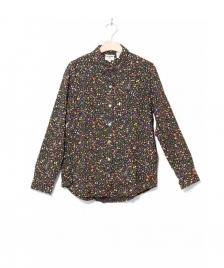Levis Levis W Shirt Ultimate Boyfriend black secret garden caviar