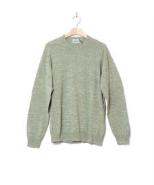 Carhartt WIP Carhartt WIP Sweater Toss green adventure/broken white