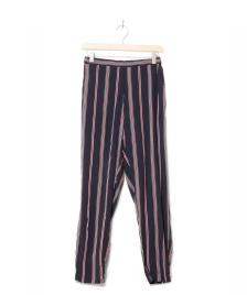 Wemoto Wemoto W Pants Mascis 2 blue dark navy/burgundy