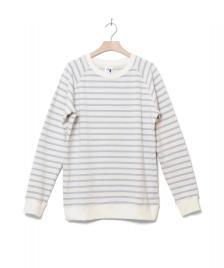 Klitmoller Collective Klitmoller Sweater Bertil beige/cream heaven