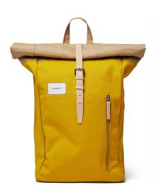 Sandqvist Sandqvist Backpack Dante multi yellow/beige