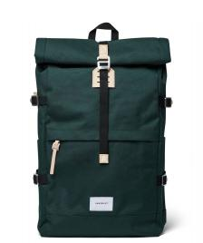 Sandqvist Sandqvist Backpack Bernt dark green
