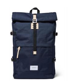 Sandqvist Sandqvist Backpack Bernt blue navy