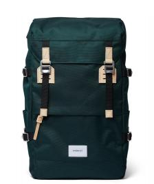 Sandqvist Sandqvist Backpack Harald green dark