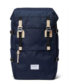 Sandqvist Sandqvist Backpack Harald blue navy
