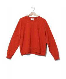 Wood Wood Wood Wood W Sweater Jerri orange rust