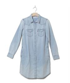 Levis Levis W Dress Ultimate Western blue girl like you