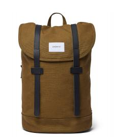 Sandqvist Sandqvist Backpack Stig green dark olive