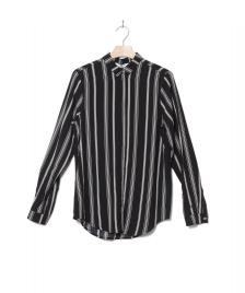Wemoto Wemoto W Dress James Printed black-off white