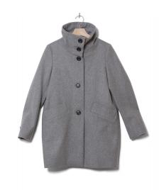 Sessun Sessun W Coat Chera grey cloud