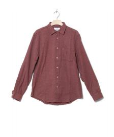 Portuguese Flannel Portuguese Flannel Shirt Teca red brick