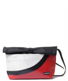 Freitag Freitag ToP Bag Rollin red/white/black