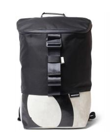 Freitag Freitag ToP Backpack Carter white/black
