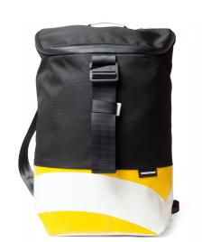 Freitag Freitag ToP Backpack Carter white/yellow
