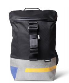 Freitag Freitag ToP Backpack Carter grey/blue/yellow