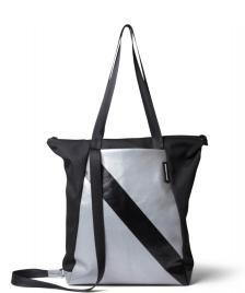 Freitag Freitag ToP Tote Bag Davian silver/black