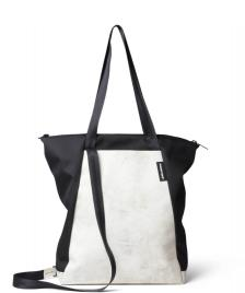 Freitag Freitag ToP Tote Bag Davian white off