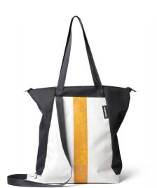 Freitag Freitag ToP Tote Bag Davian white/yellow