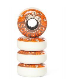Eulogy Eulogy Wheels Soichiro Kanashima Vintage 55.5er brown/orange