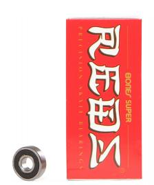 Bones Bones Bearings Super Reds red