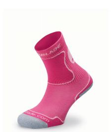 Rollerblade Rollerblade Kids Socks Performance G pink fuchsia