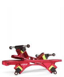 Power Dyne Power Dyne Plates Arius red/black