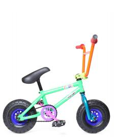 Rocker Rocker Mini BMX Irok+ Funk green/orange