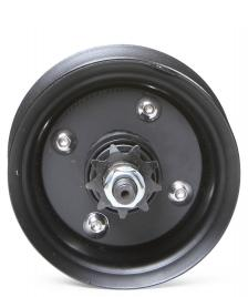Rocker Rocker Rear Wheel Irok 254er black