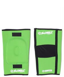 Smith Smith Knee Gasket Pad green