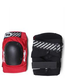 Smith Smith Kneepads Scabs Elite red
