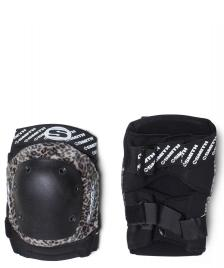 Smith Smith Kneepads Scabs Elite brown leopard