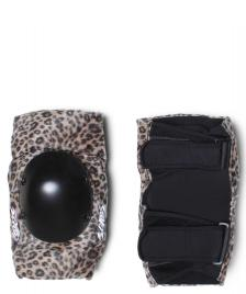 Smith Smith Elbow Pads brown leopard