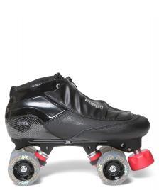 Chaya Chaya Derby Boots Diamond black