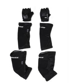 Powerslide Powerslide Protection Race Tri-Pack II black