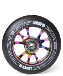 Lucky Lucky Wheel Toaster 110er rainbow/black