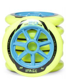 Matter Matter Wheels F1 Imagine 125er blue/yellow