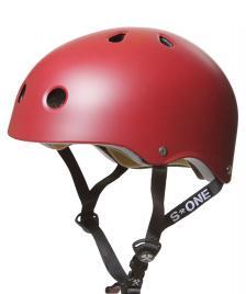 S1 S1 Helmet S1 Lifer red maroon matte