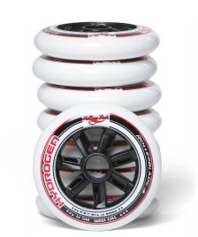 Rollerblade RB x Rolling Rock Wheels Hydrogen 110er white
