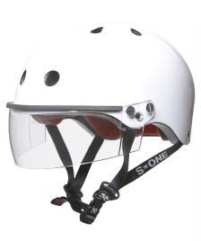 S1 S1 Helmet S1 Lifer Visor white gloss