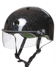 S1 S1 Helmet S1 Lifer Visor black glitter