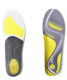 Sidas Sidas Insole 3-Feet Activ High grey