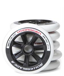 Rollerblade Rollerblade Wheels Hydrogen 125er white