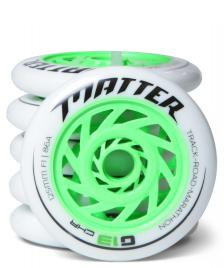 Matter Matter Wheels F1 G13 125er green/white