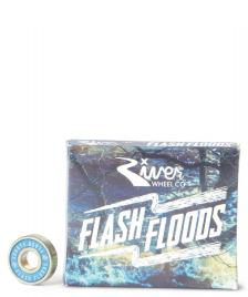 River River Bearings Flash Floods Abec 7 blue