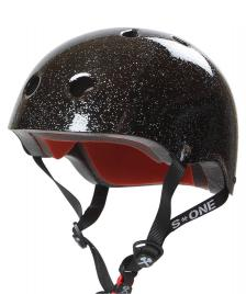 S1 S1 Helmet Mini Lifer black gloss glitter