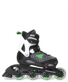 Rollerblade Rollerblade Kids Combo black/green