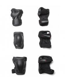 Rollerblade Rollerblade Protection Bladegear 3 Pack black