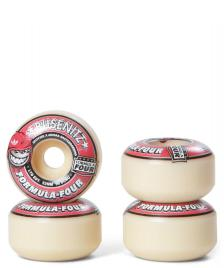 Spitfire Spitfire Wheels F4 Busenitz 99D 52er white/red
