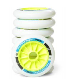 Rollerblade Rollerblade Wheels Hydrogen Pro XX Firm 110er white/blue/green